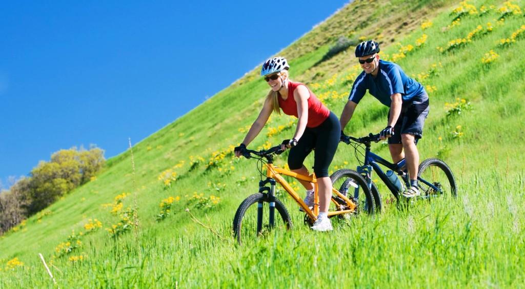 Вело-трекинг в Красной поляне